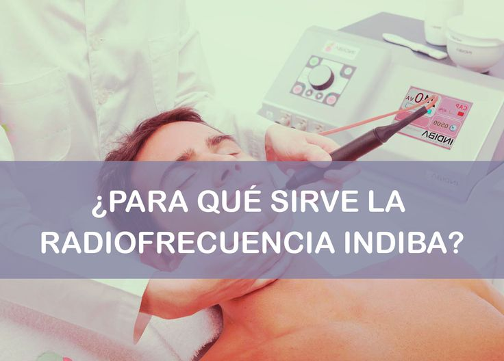 Tratamiento de Radiofrecuencia Indiba: Opiniones, Precios e Información al Completo