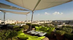 Mamilla Hotel - the newest 5 star hotel in Jerusalem. I hope I can afford this one day *sigh*
