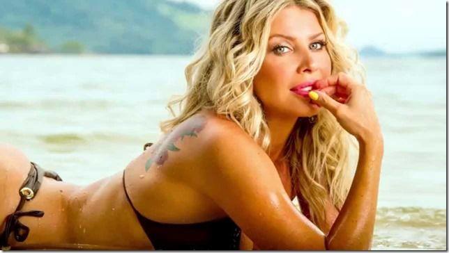 RS Notícias: Karina Bacchi, apresentadora, atriz e modelo brasi...