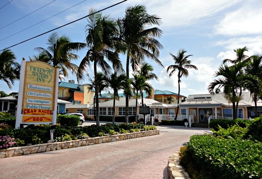 Captiva Restaurant - Crows Nest serves up great food, live music, and crab races!