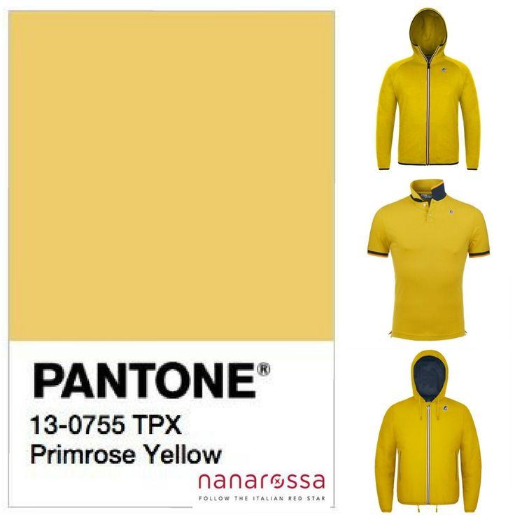 #Spring2017colours. Scopriamo insieme i colori Pantone della primavera 2017 e trova l'articolo in Primrose Yellow perfetto per te qui: http://bit.ly/2lKlNj7
