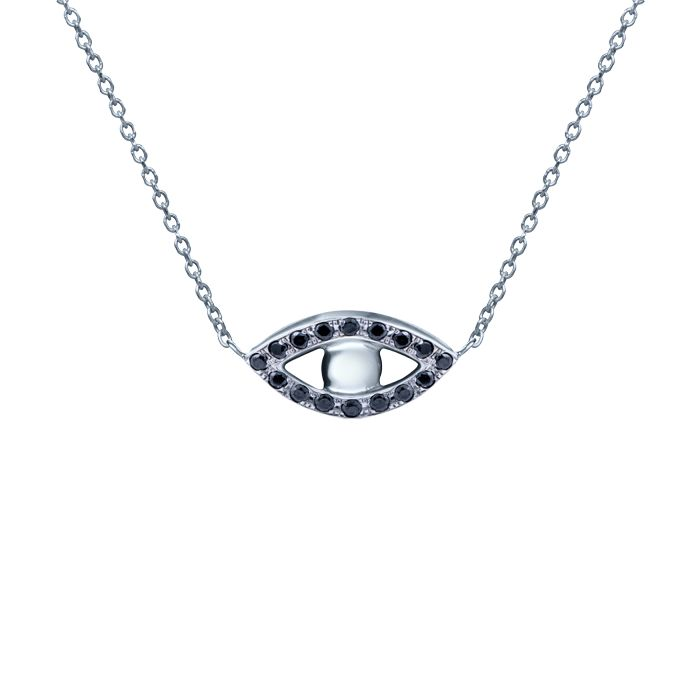 Ethno Tribe Silver Necklace