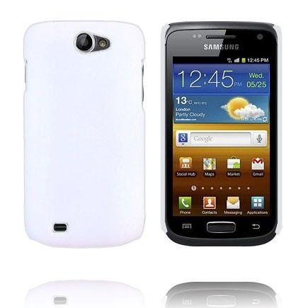 Hard Case (Valkoinen) Samsung Galaxy W Suojakuori