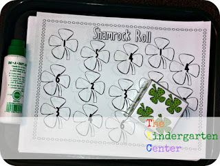 The Kindergarten Center: St. Patrick's Day