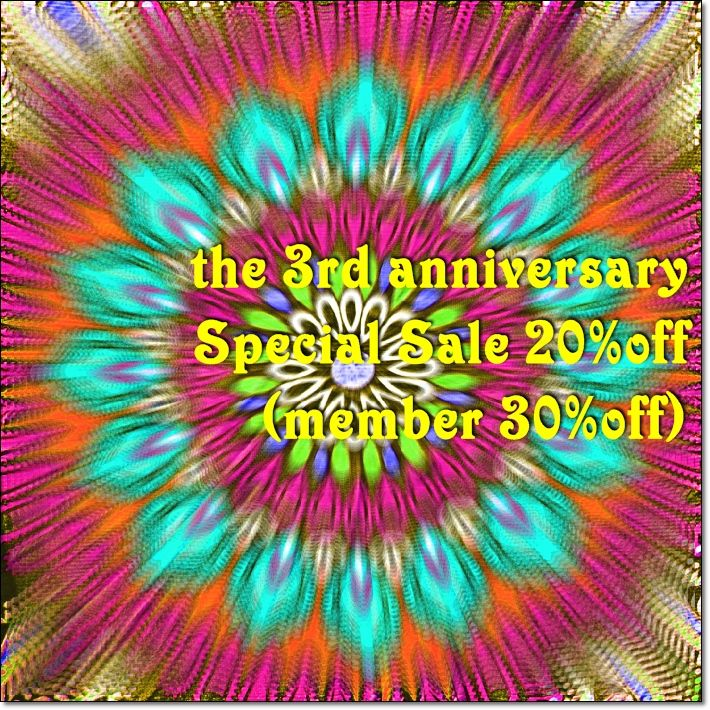 The 3rd anniversary discount sale now<3  #naturaleeza #ravefashion slect #store