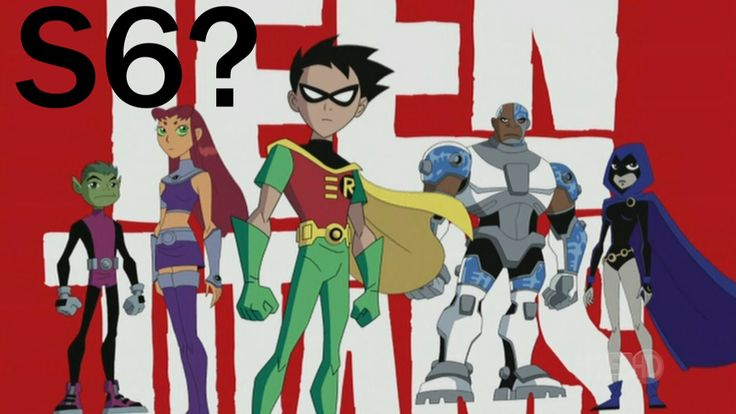 Teen Titans Season 6 Announcement Update