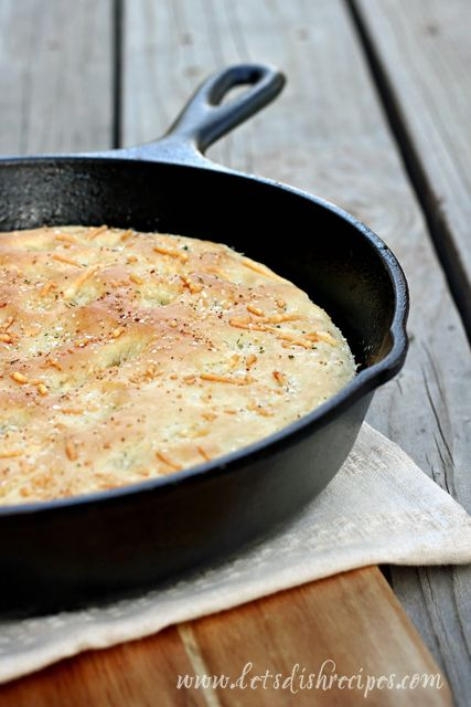 This easy bread is one of our family favorites. And since focaccia bread is supposed to look rustic, you don't need to worry about your loaf turning out perfectly.Which is good for me, because pe...