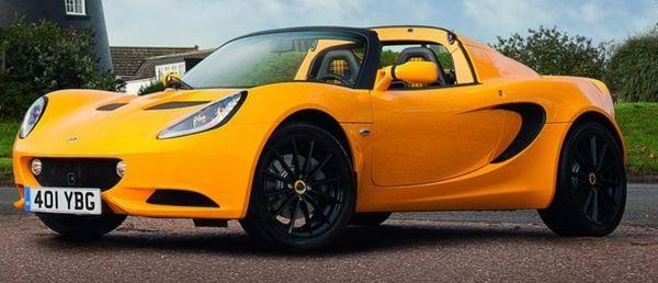 2016 Lotus Elise Sport Price