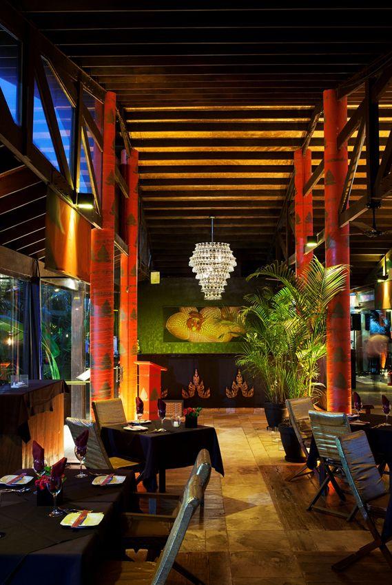Casa Grande Hotel - restaurante Thai