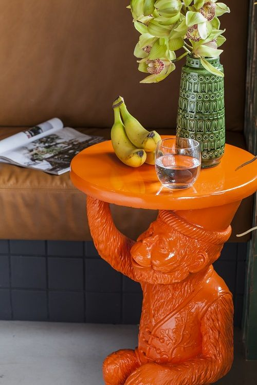 small monkey table by Maddnes house of design. www.maddnesonlineshop.nl