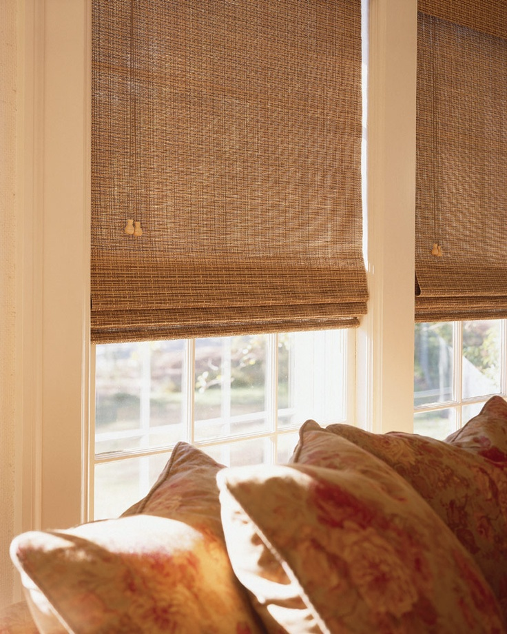 29 Best Images About Woven Shades On Pinterest