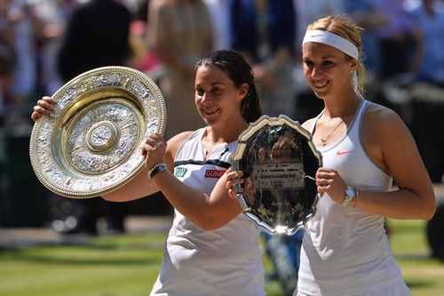 Marion Bartoli wins Wimbledon match, and viewers fall apart. This is some chilling evidence of how very, very much society equates women's worth - even as an athlete - almost solely based on appearance.