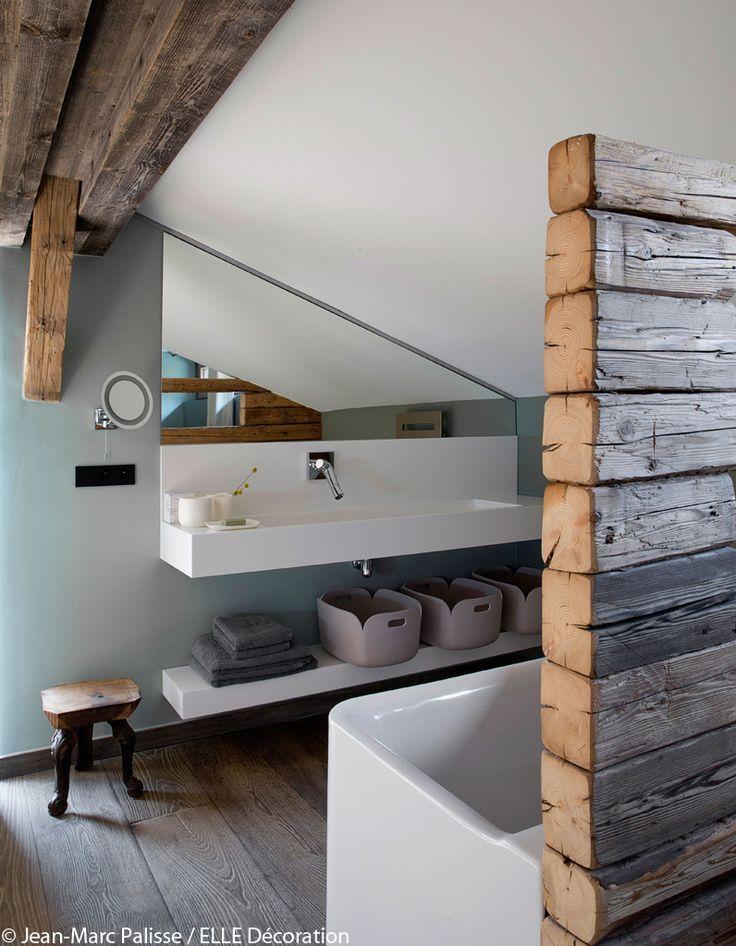 le n o rustique c 39 est chic elle d coration in 2019. Black Bedroom Furniture Sets. Home Design Ideas