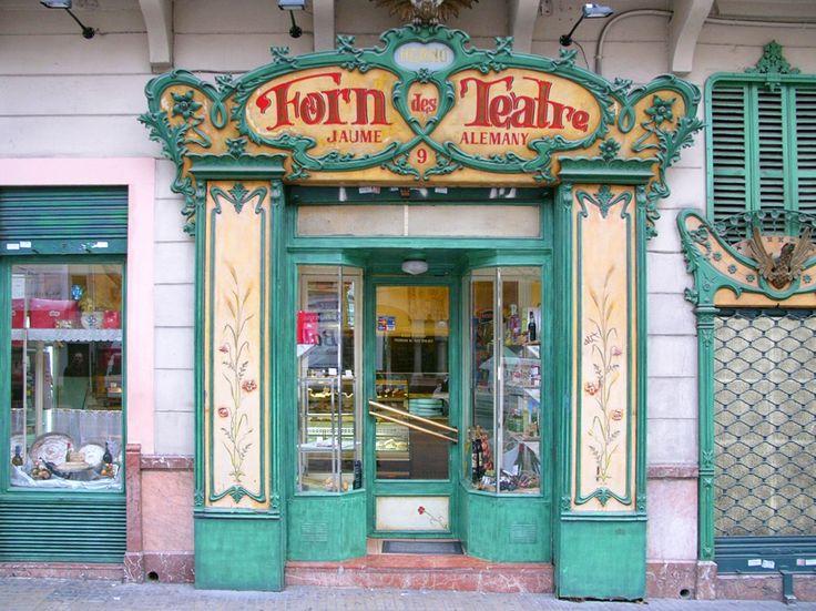 Cafe Forn Theatre Palma de Mallorca