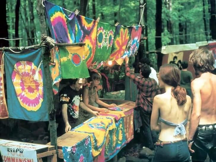 50 Pictures That Show Just How Crazy Woodstock Really Was |