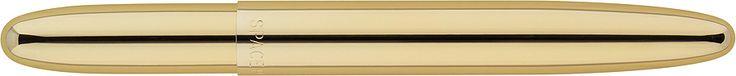 400TN - Fischer Gold Titanium Nitride Bullet Space Pen