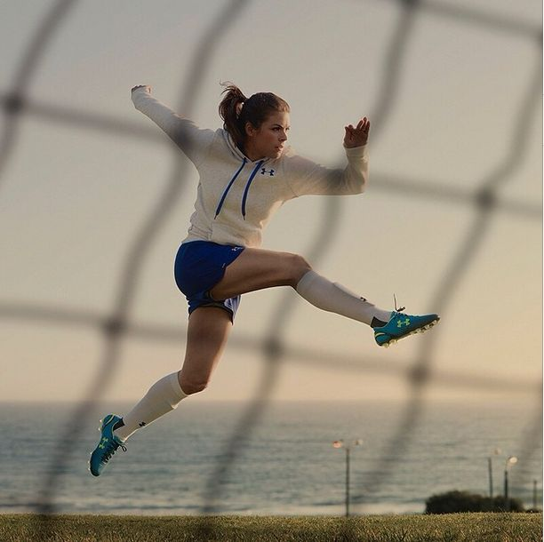 Under Armour's Inspirational Campaign Introduces a New Kind of Fashion Role…