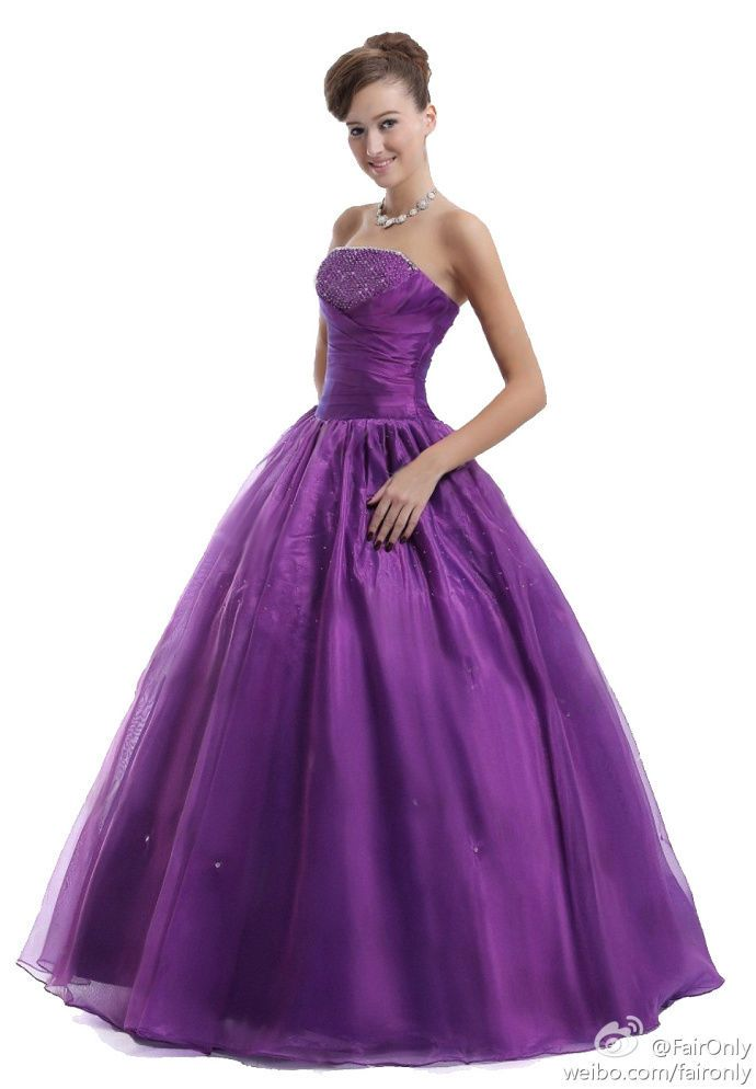 21 best Women\'s Formal Prom Ball Gown Dresses images on Pinterest ...