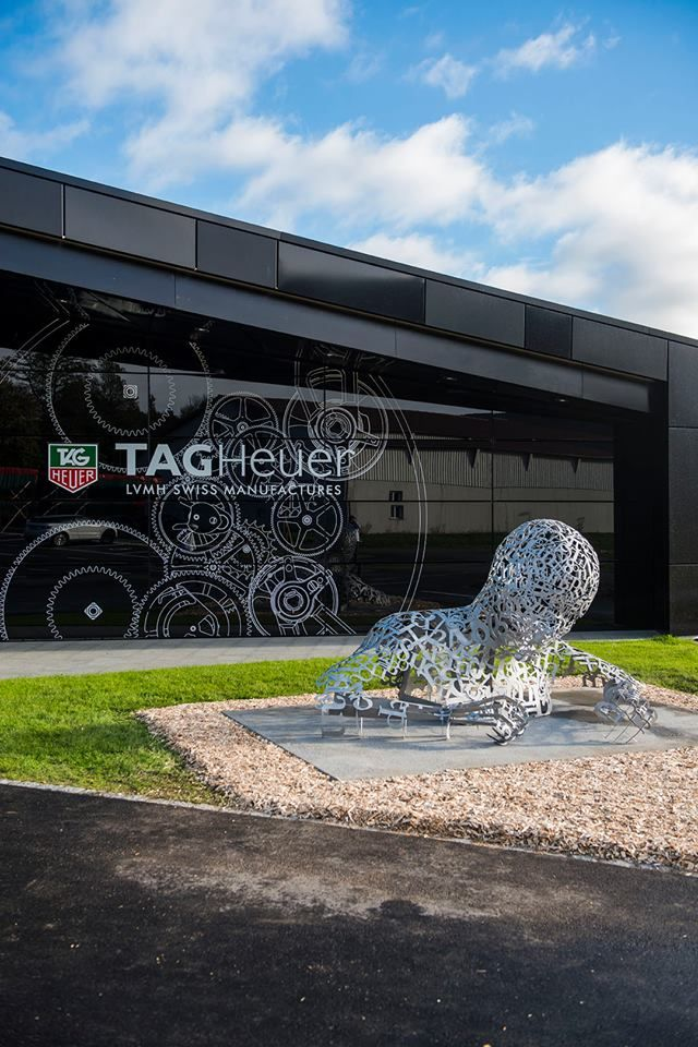 TAG Heuer's new manufacture in Chevenez
