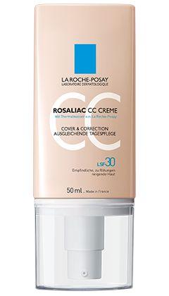 ROSALIAC CC CREME packshot from Rosaliac, by La Roche-Posay