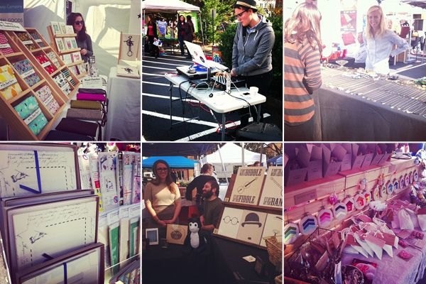 DC Meet Market | first Saturday, every month in Logan's Circle. Outdoor market full of music, local artisans and food.