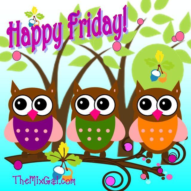 CUTE!!! Happy Friday! | Quotabulous! | Pinterest