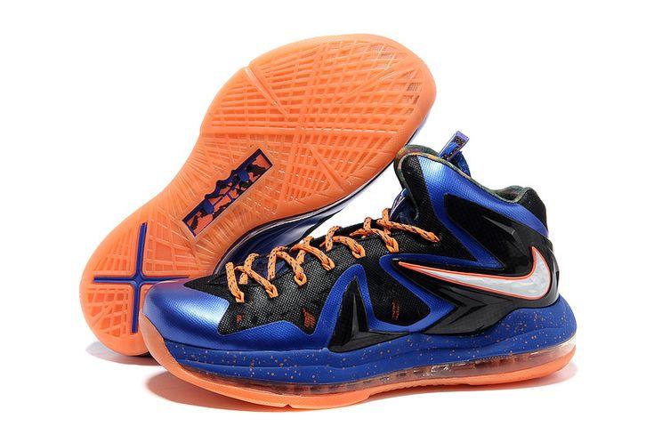 cheaper d986e b5e4f Cheap Lebron 10 P.S Elite Orange Blue Black White, cheap Nike Lebron 10 P.S  Elite, If you want to look Cheap Lebron 10 P.S Elite Orange Blue Black  White, ...