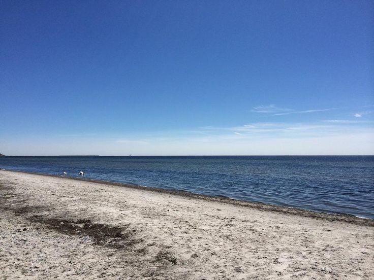 Trelleborg - östra stranden