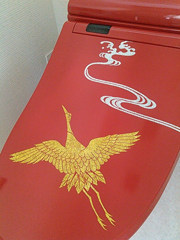 BIDOCORO「行」のデザイン「鶴」