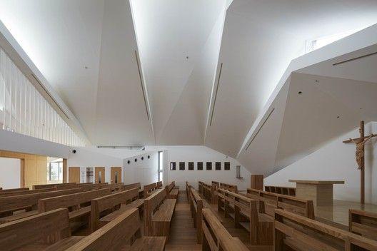 Catholic Suzuka Church,© Toshiyuki Yano