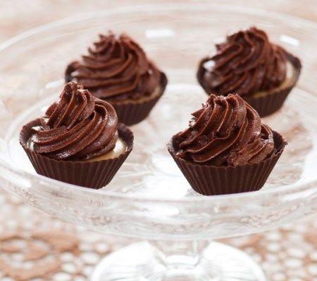 Haigh's Dark Chocolate Cups