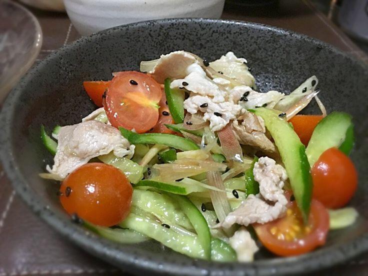 フォトジェニックミニトマトとみょうがで作る料理レシピ25選