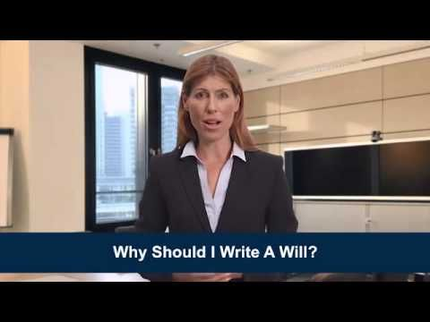 LegalShield Why Should I Write A Will