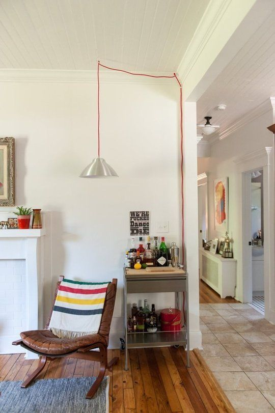 A Little Holiday Cheer: Best of Real Life Bars at Home — Best of 2015 | Apartment Therapy