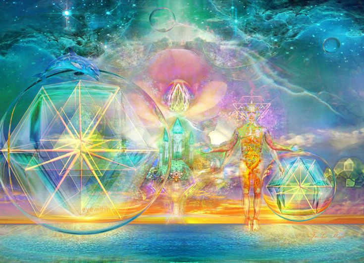 Image result for crystals and cosmic energy fantasy art