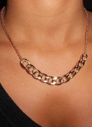 Kupuj mé předměty na #vinted http://www.vinted.cz/doplnky/nahrdelniky-koralky-a-privesky/11398258-nahrdelnik-retizek-bizu-zlaty-basic