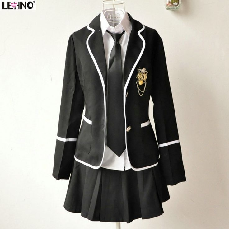 The School uniform image Morning bitterly