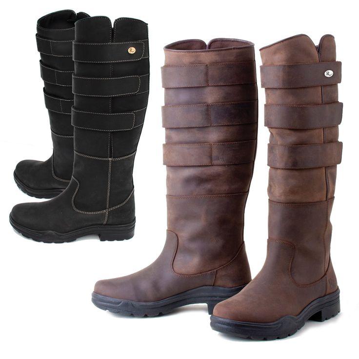equestrian yard boots