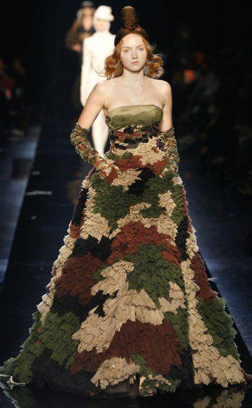 Camouflage : Du militaire au Prêt-à-porter