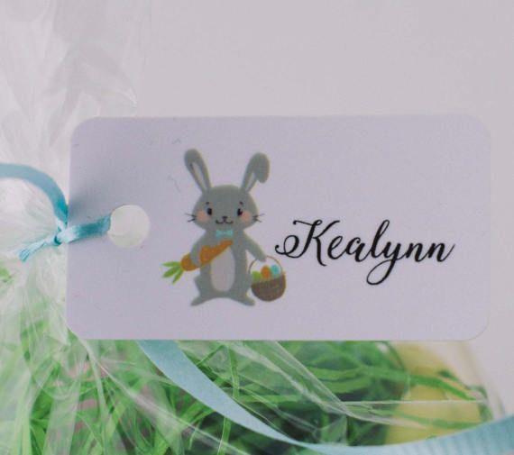 91 best bag tags images on pinterest personalized luggage tags easter gift tags 3 tags personalized easter basket tag easter bunny bag tag childrens easter basket tag custom easter gift bag tag negle Gallery