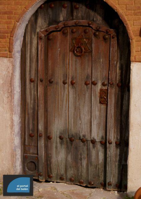 Foro de Belenismo - Miniaturas, detalles y complementos -> Puertas, ventanas, Balcones