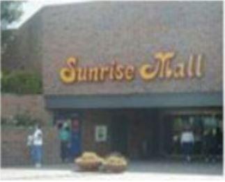 Sunrise Mall, Citrus Heights, California, 1970s