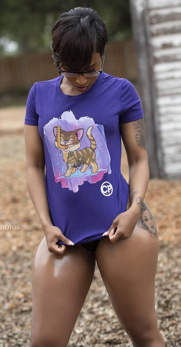 Ebony bubble ass pics