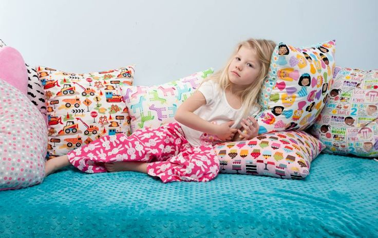 It's so comfortable! :)   #diy #clothes #sew #sewing #craft #craftoholic #textile #pillows #forkids #handmade
