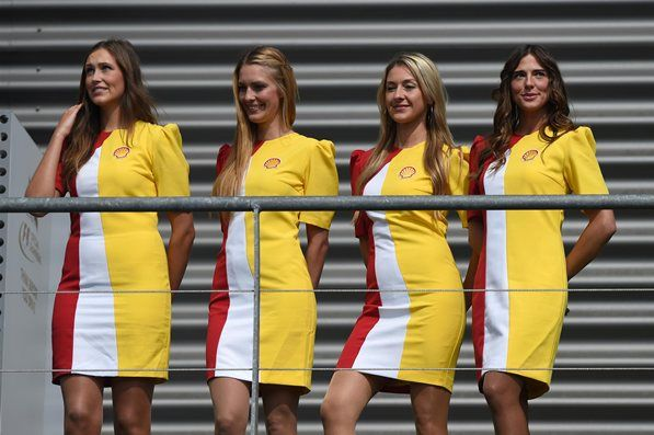 SHELL BELGIAN GRAND PRIX