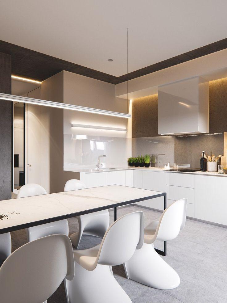 Architectural Interior Design Pretty Design Ideas Modern ...