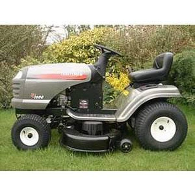 How To Change A Starter On A Craftsman Tractor Craftsman Riding Lawn Mower Lawn Mower Repair Tractors