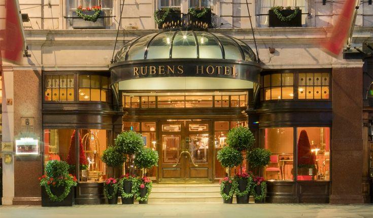 RUBENS HOTEL - LONDON, ENGLAND