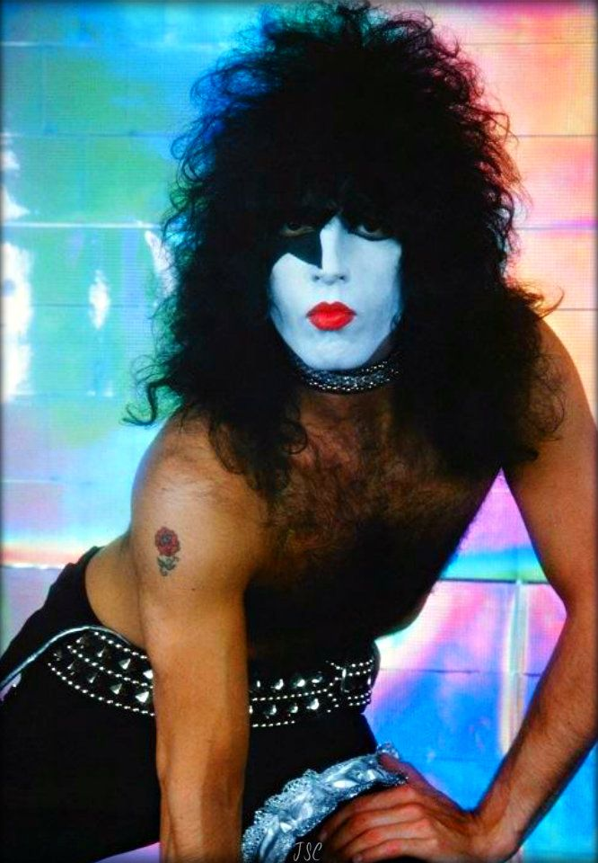 Paul Stanley 1977 | Paul ~NYC…June 1, 1977 (Love Gun-Mylar Session) - Paul Stanley Photo ...
