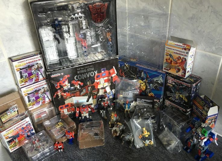 WST G1 TRANSFORMERS COLLECTION. Boxed. RARE - Dinobots. WST Megatron, Optimus.   eBay